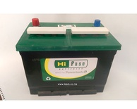 70 Amps Large Terminals 12V Left Wet Car Battery by HiFase