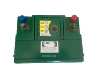 70 Amps Small Terminals 12V Left Dry Car Battery by HiFase