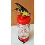 Dry Chemical Powder Fire Extinguisher 1kg