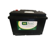 70Amps HiFase Left Dry Car Battery With Large Terminals 12V
