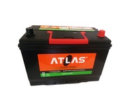 70Amps ATLAS Left Dry Car Battery With Large Terminals 12V