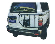 Spare Tyre Rack(Up and Down) For TOYOTA LAND CRUISER J100 For Year 1998 - 2007