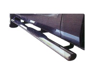Stainless Steel Side Bar for Toyota Fortuner for year 2007 - 2009