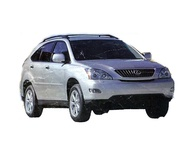 Aluminium Roof Bar For Toyota Lexus RX350 For Year 2006 - 2015