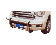 Stainless Steel Grille Guard for Toyota Fortuner for year 2007 - 2009